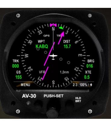AV-30-E (experimental)